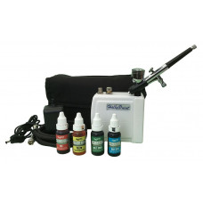 HobbyPrint AirBrush and compressor - Cake Decorating Kit.