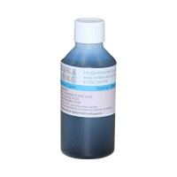 100ml Bottle of Cyan Edible Ink for Canon Printers.