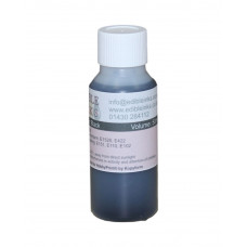 50ml Bottle of Black Edible Ink for Canon Printers.